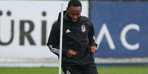 Beşiktaş'a müjde! N'Koudou geri döndü