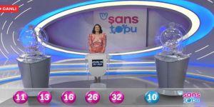 29 Kasım Şans Topu sonuçları açıklandı - Şans Topu çekiliş sonuçları sorgulama ekranı!