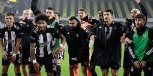 ''Maçı kazanmayı isteyen ve sonuna kadar hak eden bir Beşiktaş vardı''
