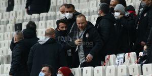 Beşiktaş-Göztepe maçında olay!
