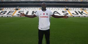 Beşiktaş'ın efsane golcülerinden Aboubakar'a karne