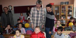 Eski Beşiktaşlı Fevzi Tuncay çocuklarla buluştu