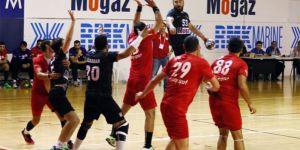 Beşiktaş Mogaz, Antalya'yı aynı skorla yendi