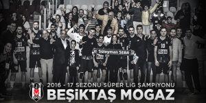 Beşiktaş Mogaz'ın şampiyonluk öyküsü