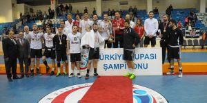 Beşiktaş kupasını böyle aldı
