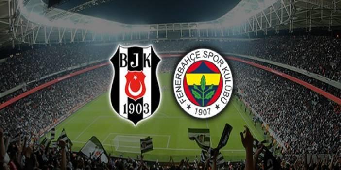 Fenerbahçe - Beşiktaş derbisinde ilk kez forma giyecek futbolcular