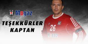 Beşiktaş'ta beklenmeyen ayrılık