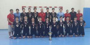 Beşiktaş Yıldız Hentbol Takımı, Türkiye şampiyonu!