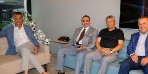 RÖPORTAJ | Lucescu'dan Şenol Güneş'e övgü!