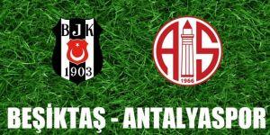 Beşiktaş'ın 11'i