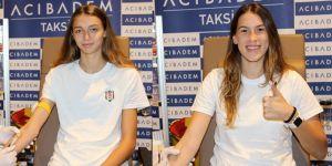 Beşiktaş Kadın Basketbol Takımı oyuncuları, sağlık kontrolünden geçti!
