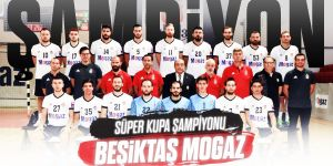 Parkede ekol, Beşiktaş Hentbol!