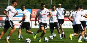 Kartal, Leipzig maçının hazırlıklarına başladı!