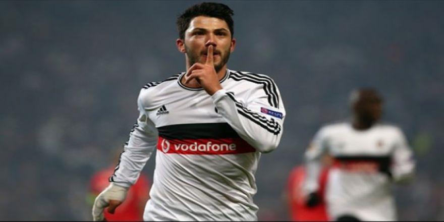 Cenk Tosun'dan Tolgay Arslan golü
