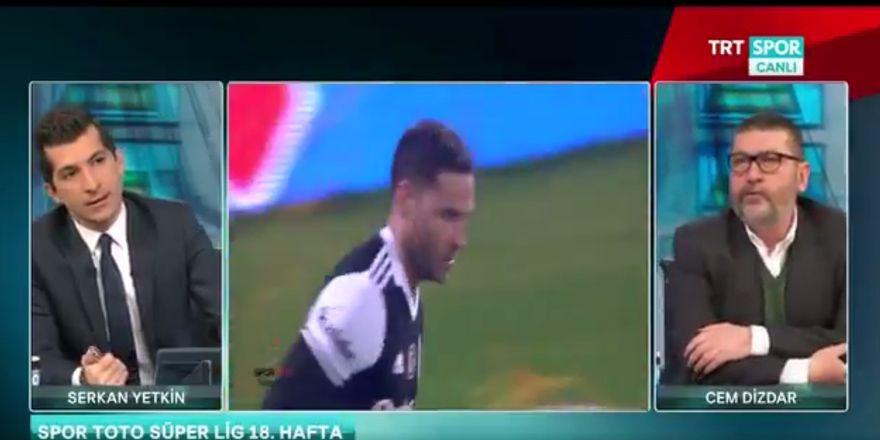 """Cem Dizdar: """"Ligin en iyi takımı Beşiktaş"""""""