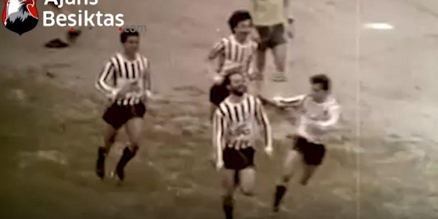 NOSTALJİ   Beşiktaş:1 - Fenerbahçe:0 (29.03.1981)