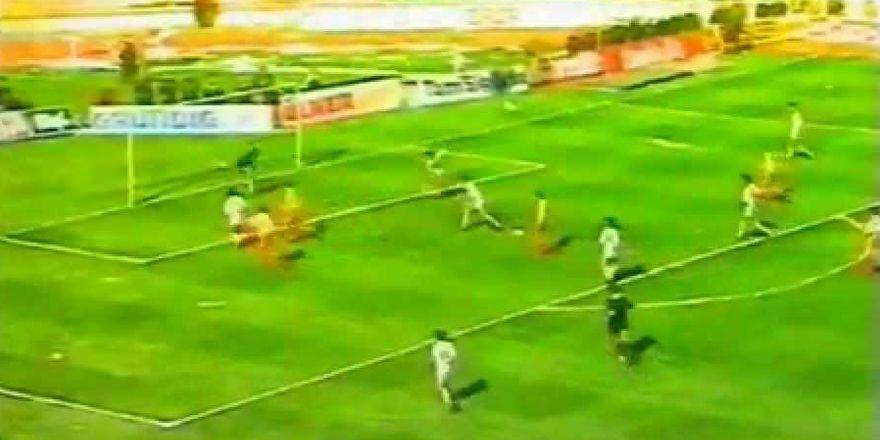 DERBİYE DOĞRU NOSTALJİ | Galatasaray:2 - Beşiktaş:3 (20.04.1991)