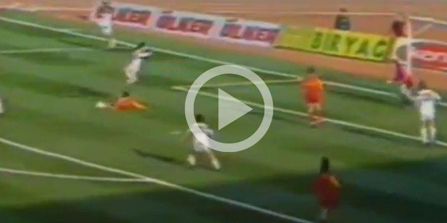 NOSTALJİ | Beşiktaş:1  - Galatasaray:0 (1989-1990 22. Hafta)