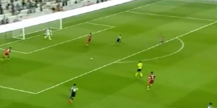 İşte Beşiktaş ile Olympiakos arasında oynanan son maçın özet görüntüleri