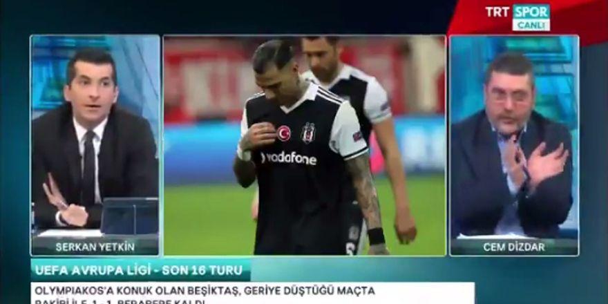 """Cem Dizdar: """"Tosic, Beşiktaş'a transfer edilmemeliydi"""""""