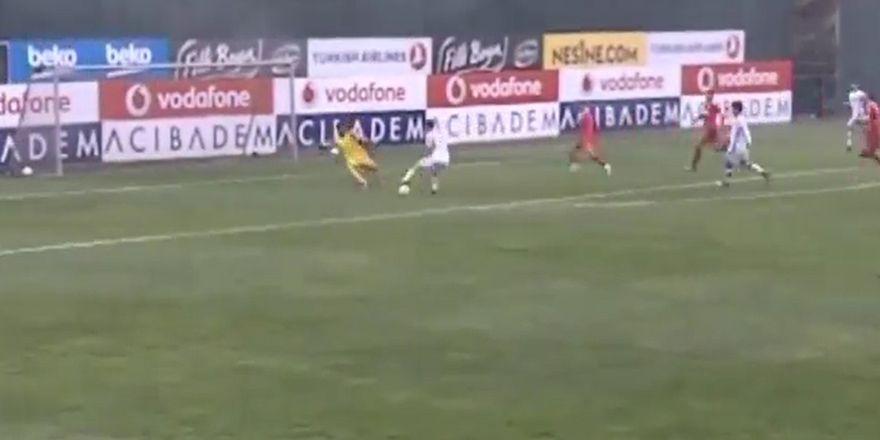 İşte Aras'lı U-21'in Kayseri'ye attığı 3 gol (VİDEO)