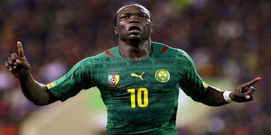 İşte Aboubakar'ın Kamerun formasıyla Tunus'a attığı gol