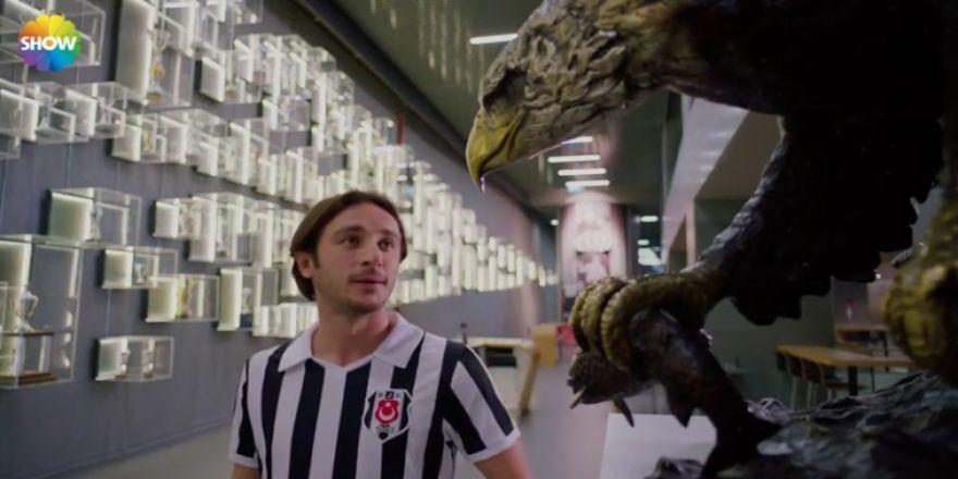 Aşk ve Gurur dizisinde Beşiktaş rüzgarı!