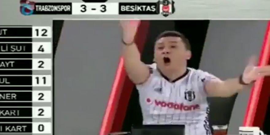 Atiba attı, Beşiktaş Trabzonspor'u 4-3 yendi