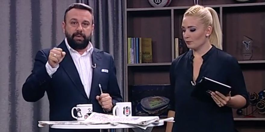 AjansBeşiktaş.com BJK TV'de: ''Çok şık olmuş''