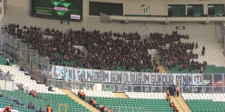 FLAŞ | Maç sonrası Beşiktaş locasına yeni saldırı