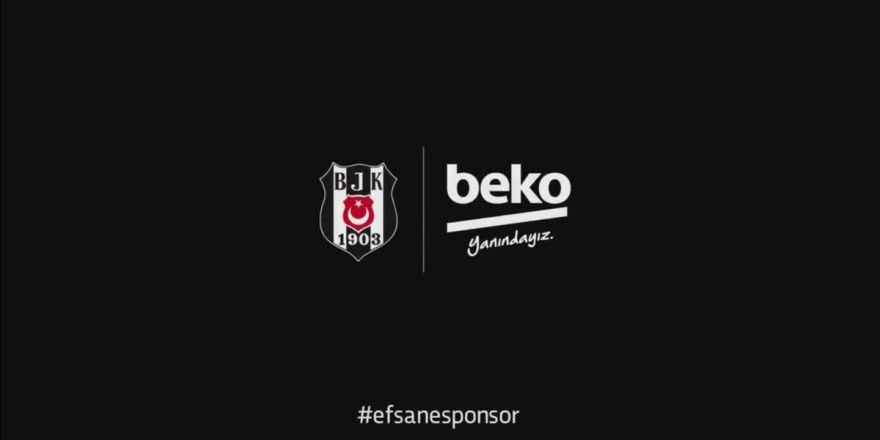 İşte Beko'nun, Beşiktaş için hazırladığı reklam!