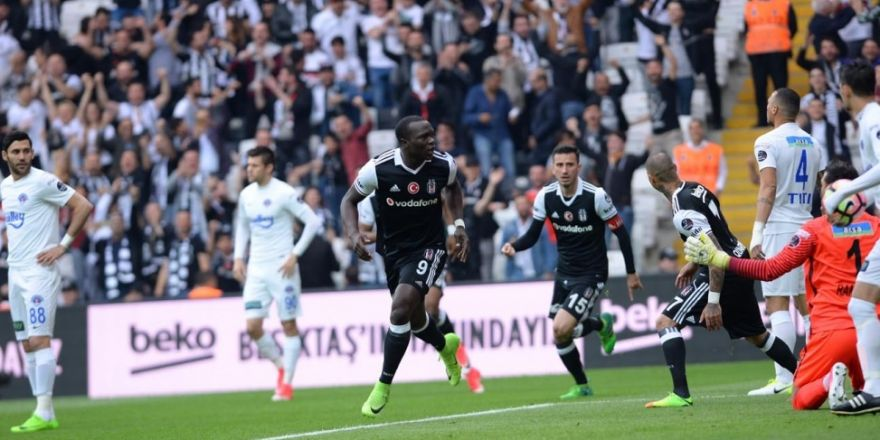 Beşiktaş'ın 4 gollü zaferinde BJK TV coştu!
