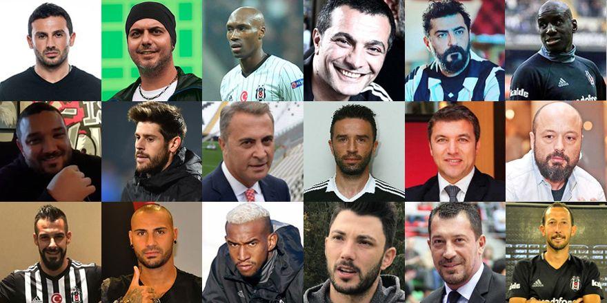 """18 ünlü isme sorduk! Sizin için """"Beşiktaş"""" nedir?"""