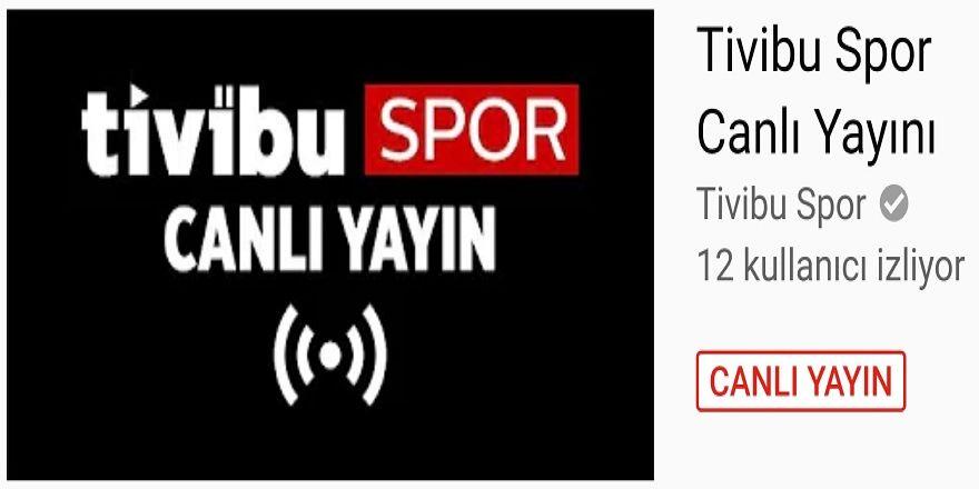Tivibu Spor CANLI İZLE (Tivibu Spor HD Canlı Yayını)