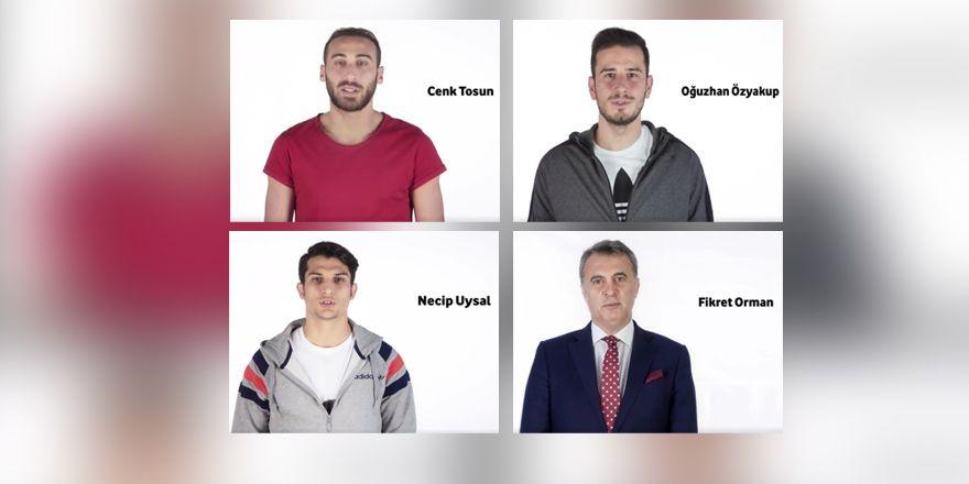 Beşiktaş'tan mesaj var!