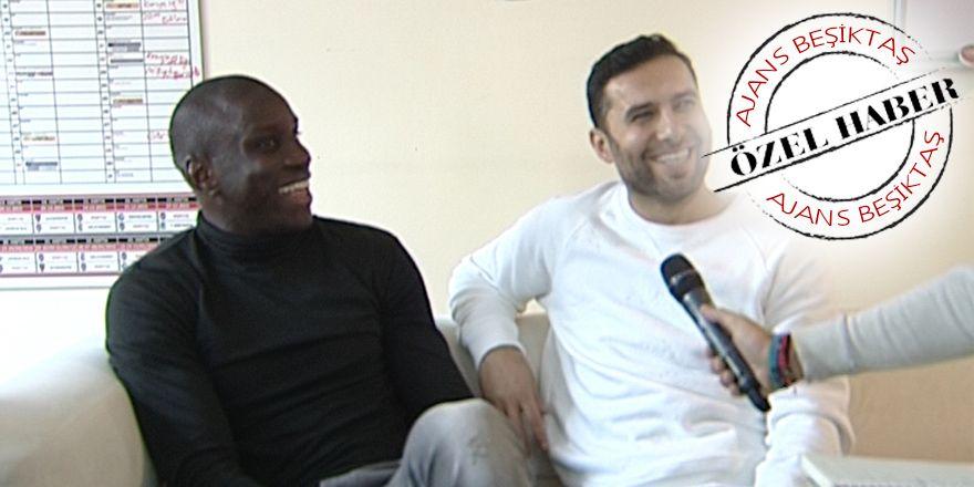 ÖZEL | ''18 Kelime ile Beşiktaş''ın bu haftaki konuğu Demba Ba
