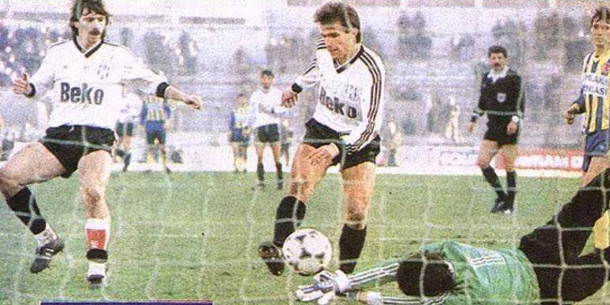Fenerbahçe:1 Beşiktaş:5  (06.01.1990)